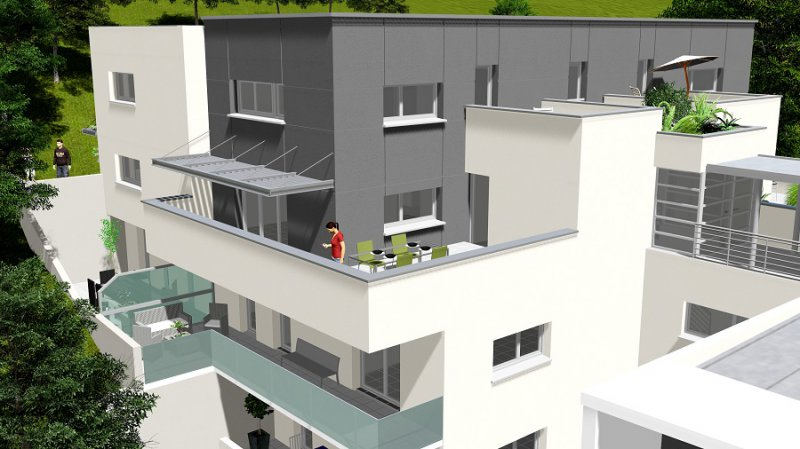 Appartement neuf Castanet-Tolosan - Photo 3