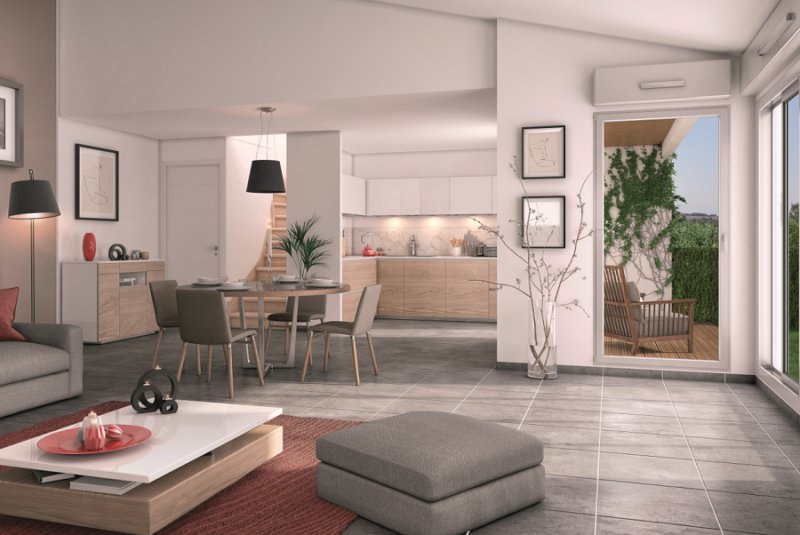 Appartement neuf Roquettes - Photo 3