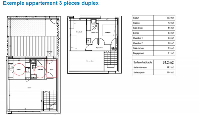 Appartement neuf Cornebarrieu - Photo 5