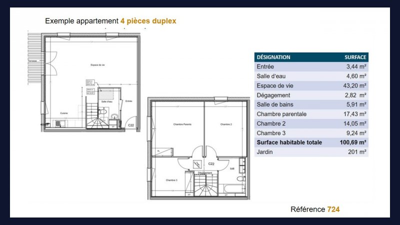 Appartement neuf Muret - Photo 5