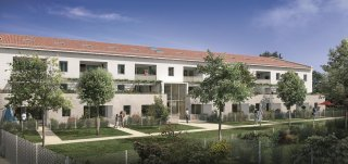 35 appartements et 15 villas neuves à Saint-Jory
