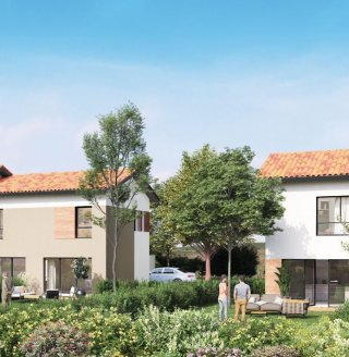 25 villas neuves à Villeneuve-Tolosane