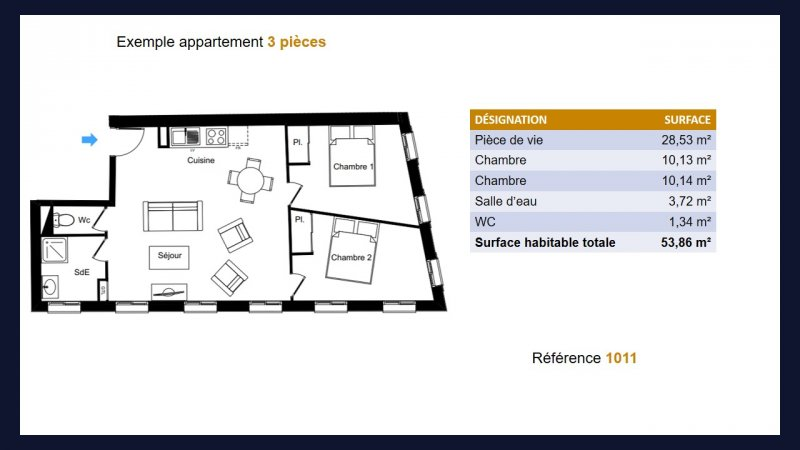 Appartement neuf Toulouse Capitole - Photo 4