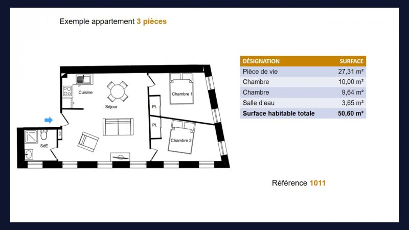 Appartement neuf Toulouse Capitole - Photo 5