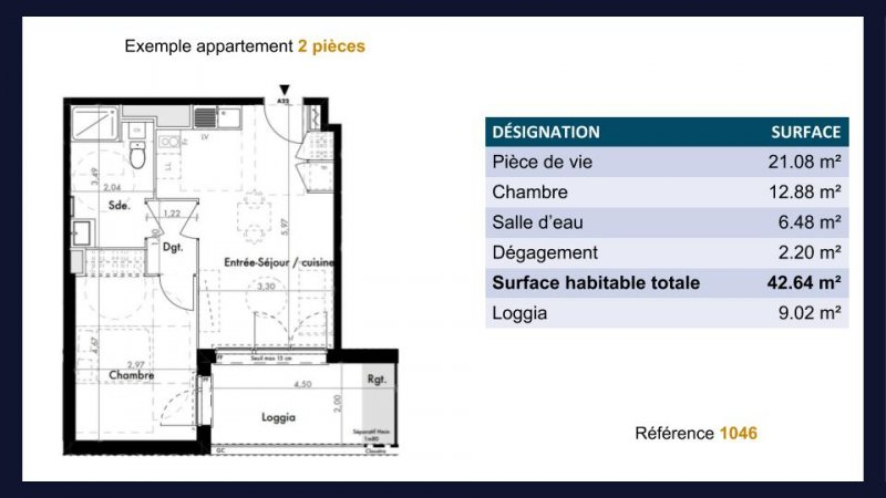 Appartement neuf Colomiers - Photo 4