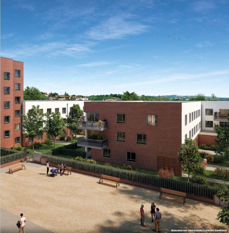 Appartement neuf Toulouse Montaudran - Photo 3